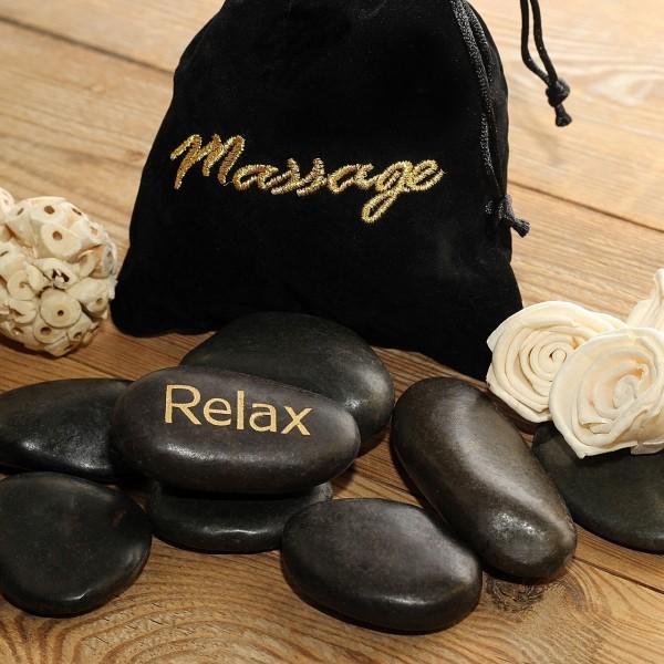 Rückenmassage - 25 min